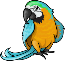 Parrot by labrattish