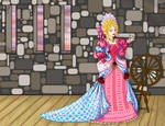 1690s Sleeping Beauty