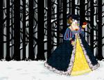 1540s Snow White