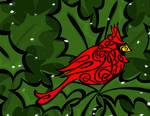 Knotty Cardinal