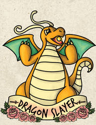 Dragonite-Dragon Slayer