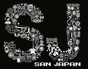 San Japan MishMosh Lettering