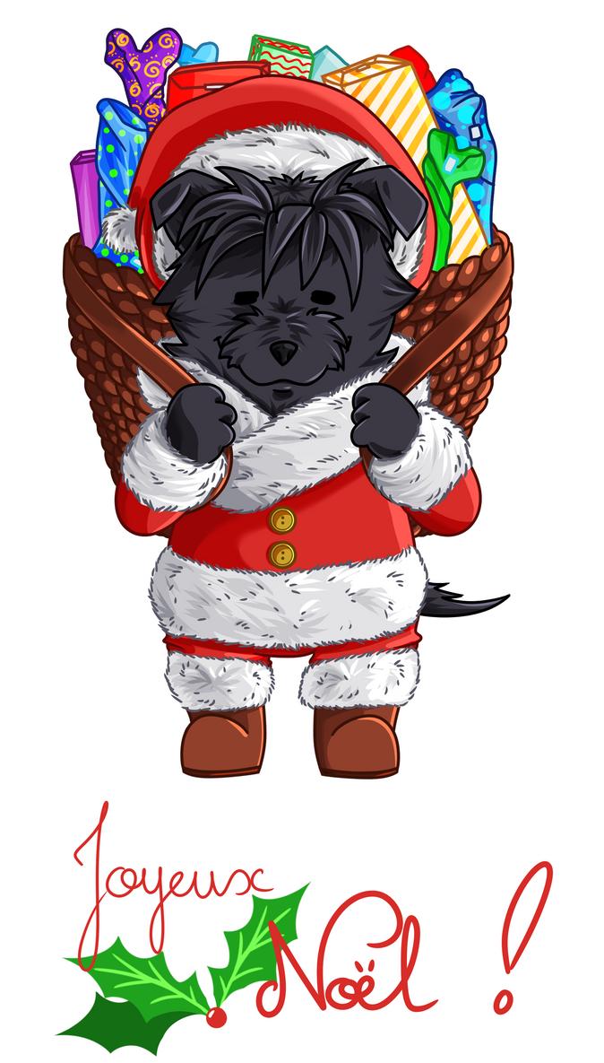 Happy Christmas... by KororoArt