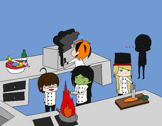 COOKING IS FUN
