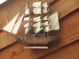Ship by Evash-Stock