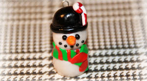 Christmas Tree Decoration, Snowman