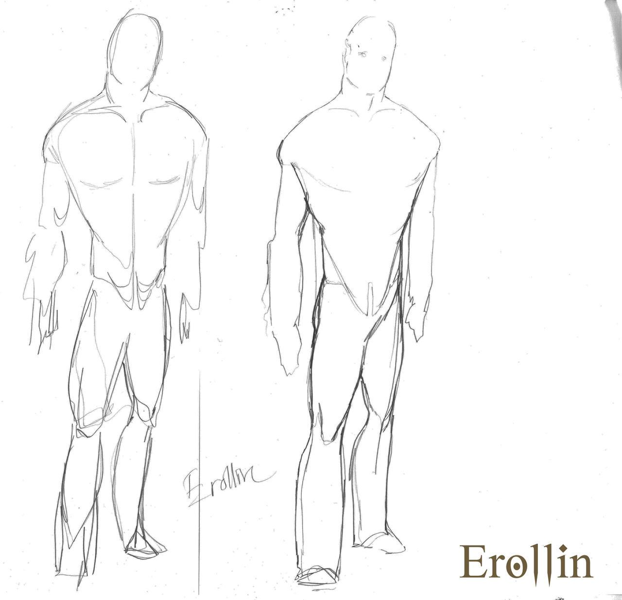 Erollin - conceptual stance