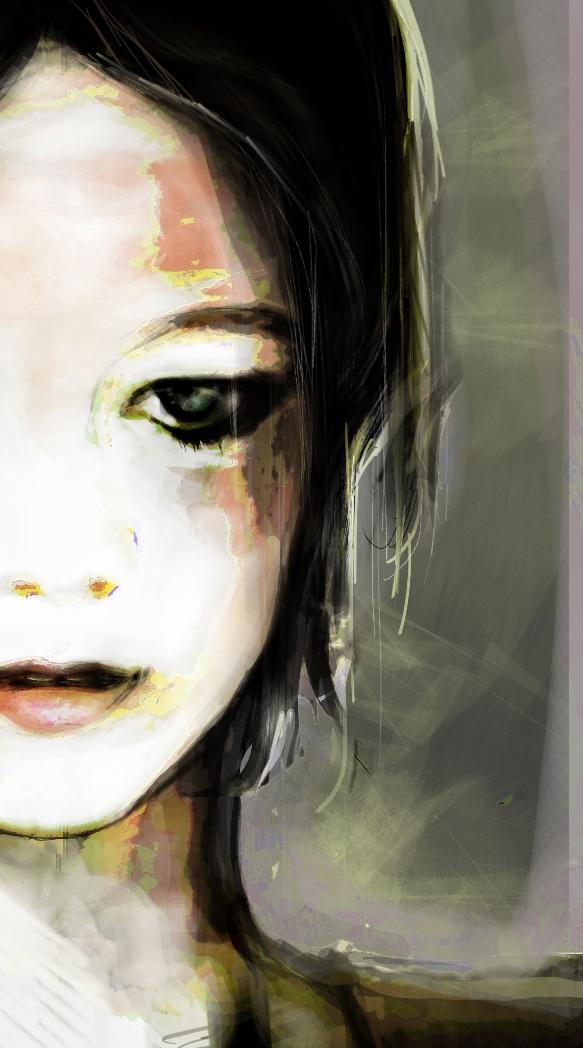 Crimson emotion by Beomene