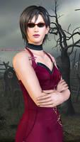 Ada Wong RE4 Dress Render