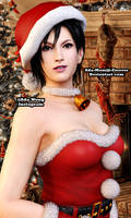 Ada Wong RE4 Christmas 2016 Render