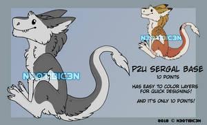 P2U Sergal Base [10 points] by VEN1AS