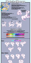 Matchamasqs Species Guide!