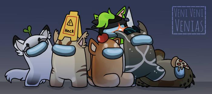 Among Us: Furry Crewmates