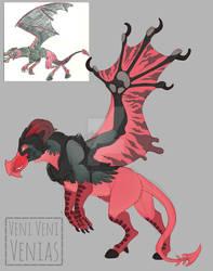 Character Revamp: Zephrac