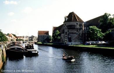 Medieval Holland by JoelMcDonald