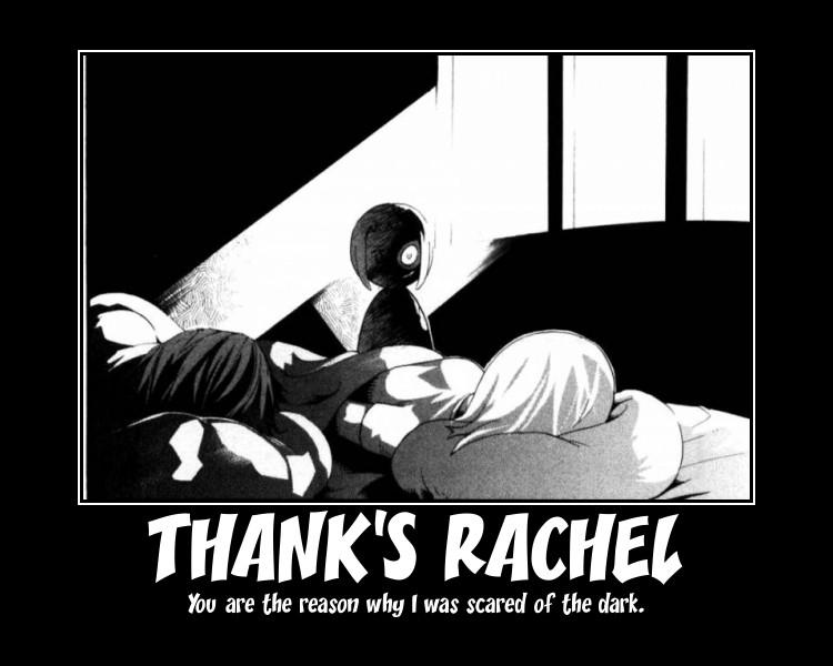 Thank's Rachel by Ammy442