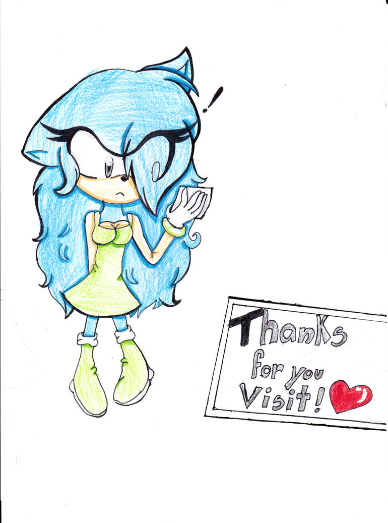 Thanks for you visit ~ ! by DrawOfLife
