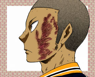 Coloring Tanaka by LinusPearl
