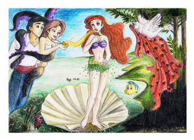 Ariel's Birth