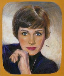 Julie Andrews by AnimeFanS2