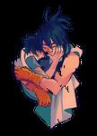 Hug from Grandma
