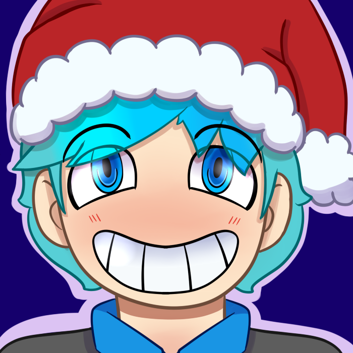 New December Icon! by HDDoesGaming