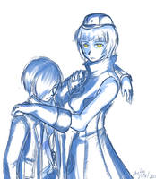 Persona 3 - She who disobeys by bahamutneo