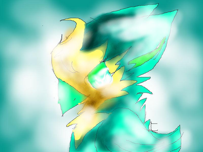 Griffin by DespairGriffin