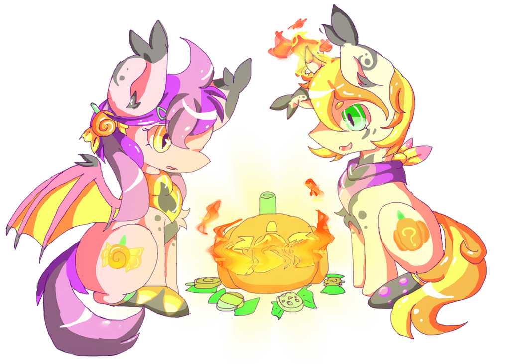 Trick and Treat by DespairGriffin