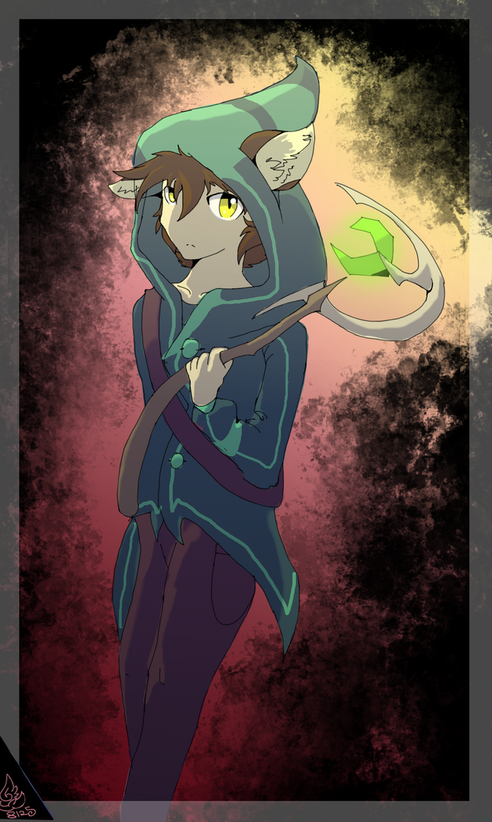 Kinari by DespairGriffin
