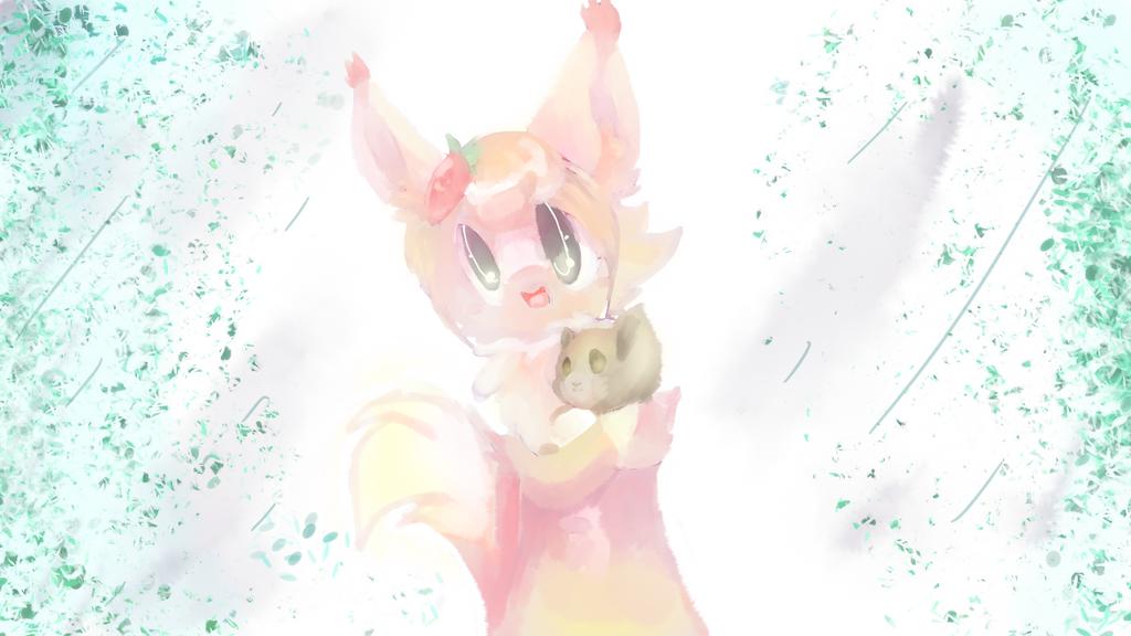 Adorable Ruruka by DespairGriffin