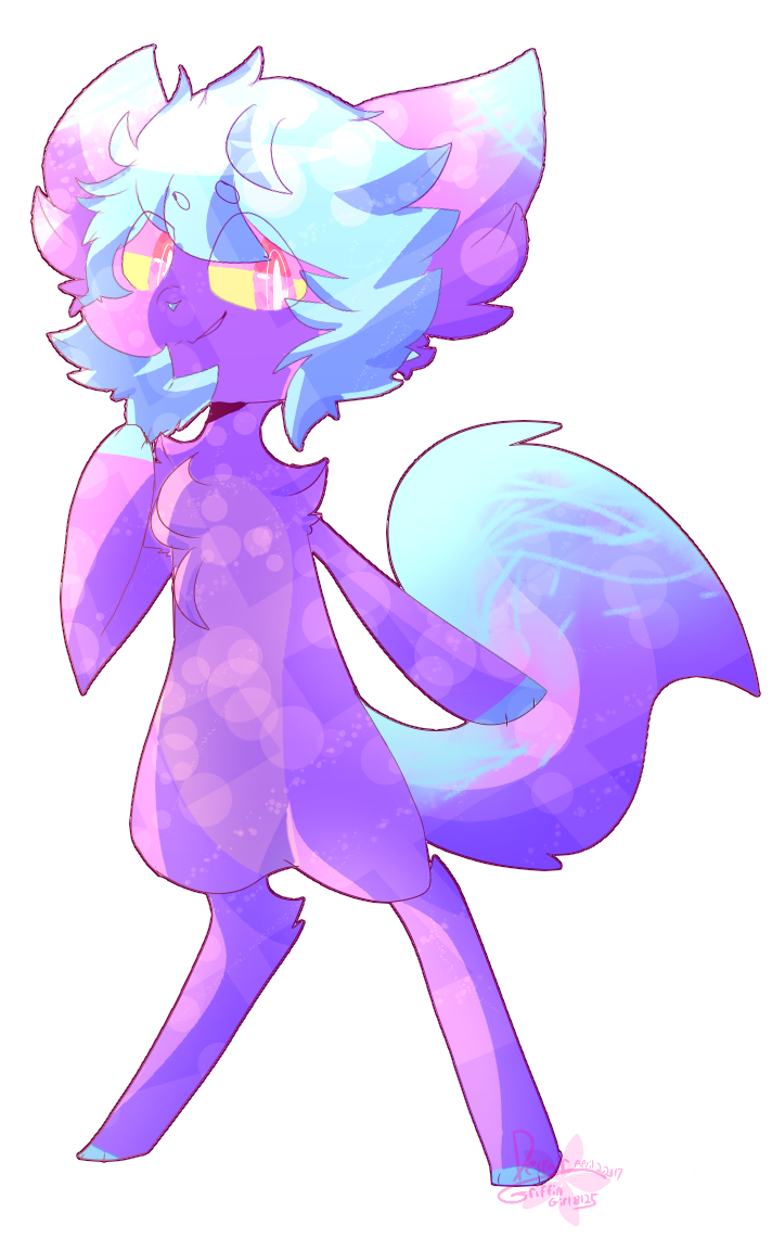 {Art Trade} Max by DespairGriffin