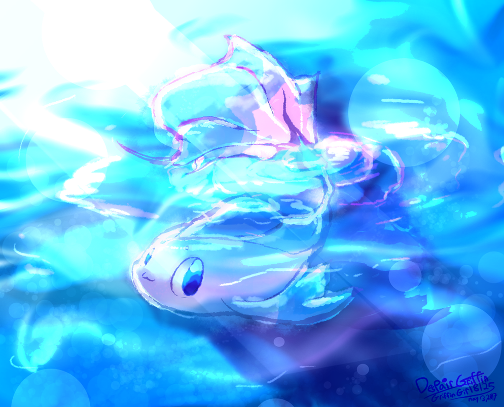 {ART TRADE}Swim by DespairGriffin