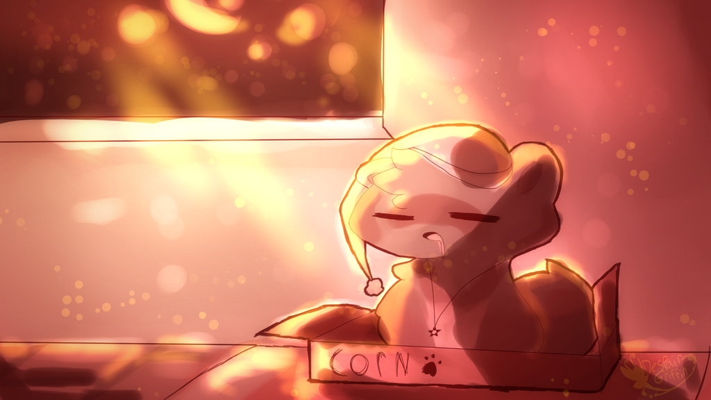 [UOTC] Sleepy Corn by DespairGriffin