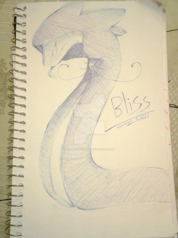 [Sketchbook] Bliss by DespairGriffin