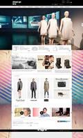 shop igo demo web design
