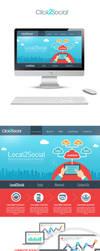 c2s web design by feartox