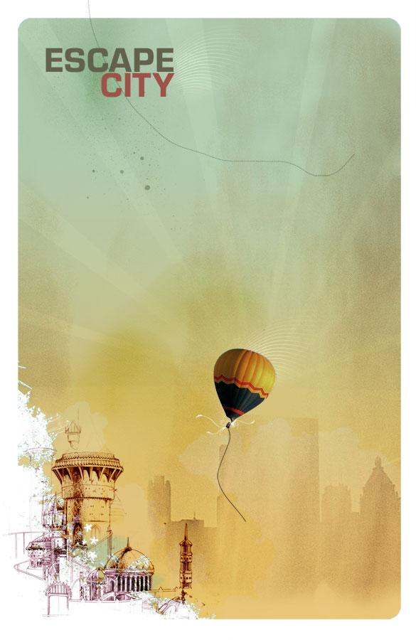 Escape City by feartox