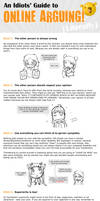 Idiots guide to online arguing