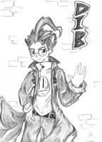 Anime Dib by Darqx