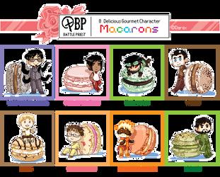 BP Macarons