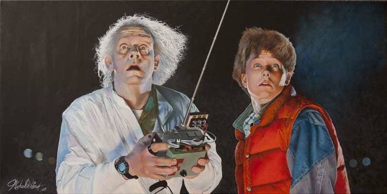 'It works' - Back to the Future by scarecrow426
