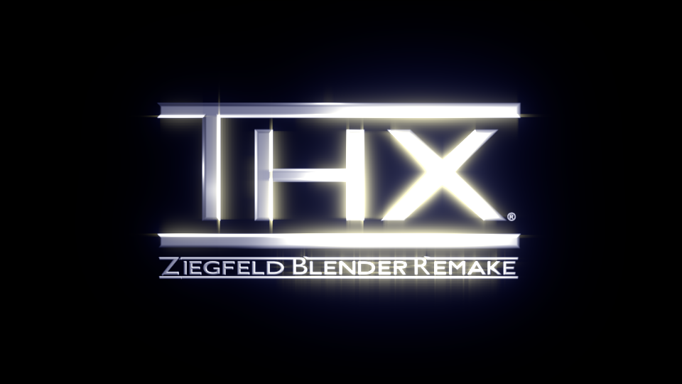 Thx Ziegfeld 2006 Logo Blender Remake By Thxfan2889 On Deviantart