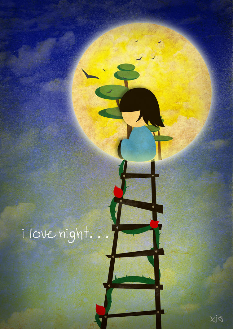 I love night by xiaxia87