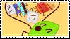 Leafy Stamp 2