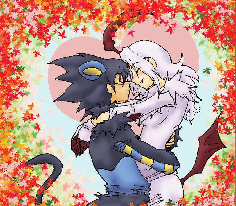 Luxray And Absol