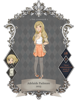  TC  Adelaide Padmore by TheLostArts