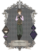  TC  Theodore Moreau by TheLostArts