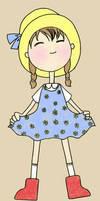 Mary's Little Dress