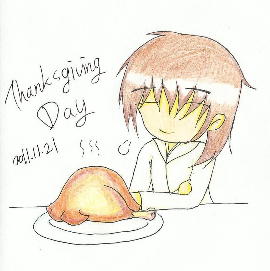 Happy Thanksgiving Day by Renny1998